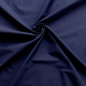 SALE 45″ Broadcloth Fabric Navy Blue, by the yard