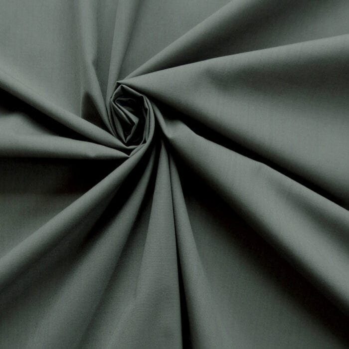 SALE 45″ Broadcloth Fabric Gray, by the yard