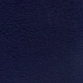 Fleece Fabric Solid Navy Blue, by the yard