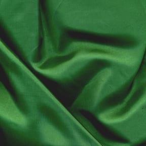SALE China Silk Fabric Emerald, by the yard