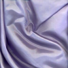 SALE China Silk Fabric Lilac, by the yard