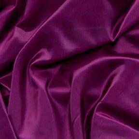 SALE China Silk Fabric Magenta, by the yard