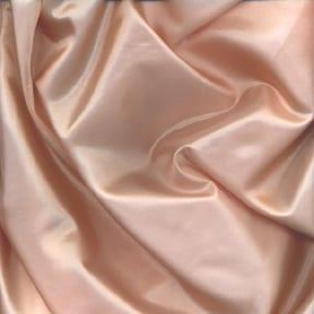 SALE China Silk Fabric Peach, by the yard