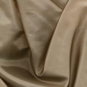 SALE China Silk Fabric Tan, by the yard