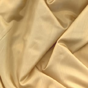SALE China Silk Fabric Toffee, by the yard