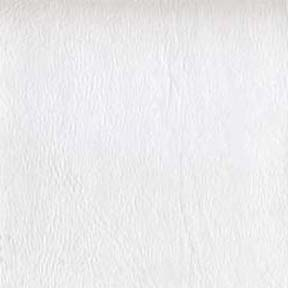 Milano Upholstery Vinyl Fabric White, by the yard