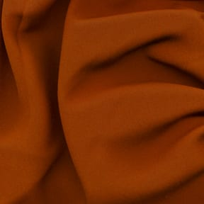SALE Poplin Fabric Cinnamon, by the yard