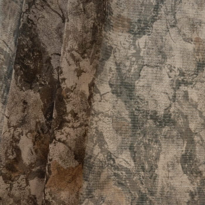 SALE Camouflage Printed Netting 2627 Taupe, by the yard