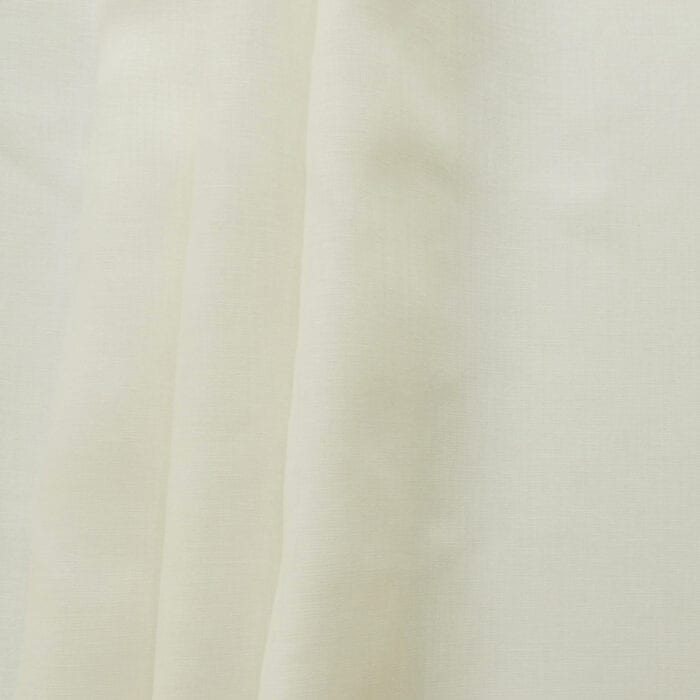 French Handkerchief 100% Linen Fabric Ivory, by the yard