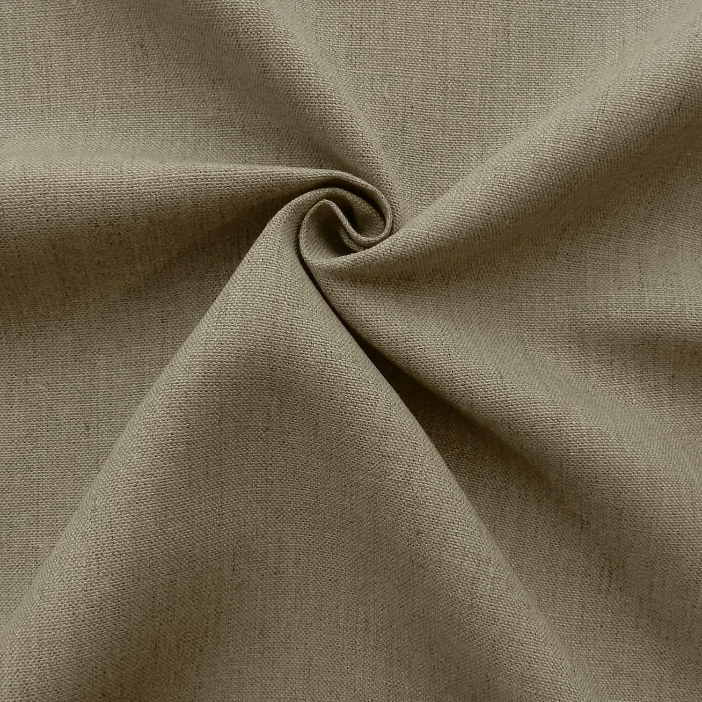 Heavy Belgian Linen Fabric Natural 25 Yard Roll Fabric Direct
